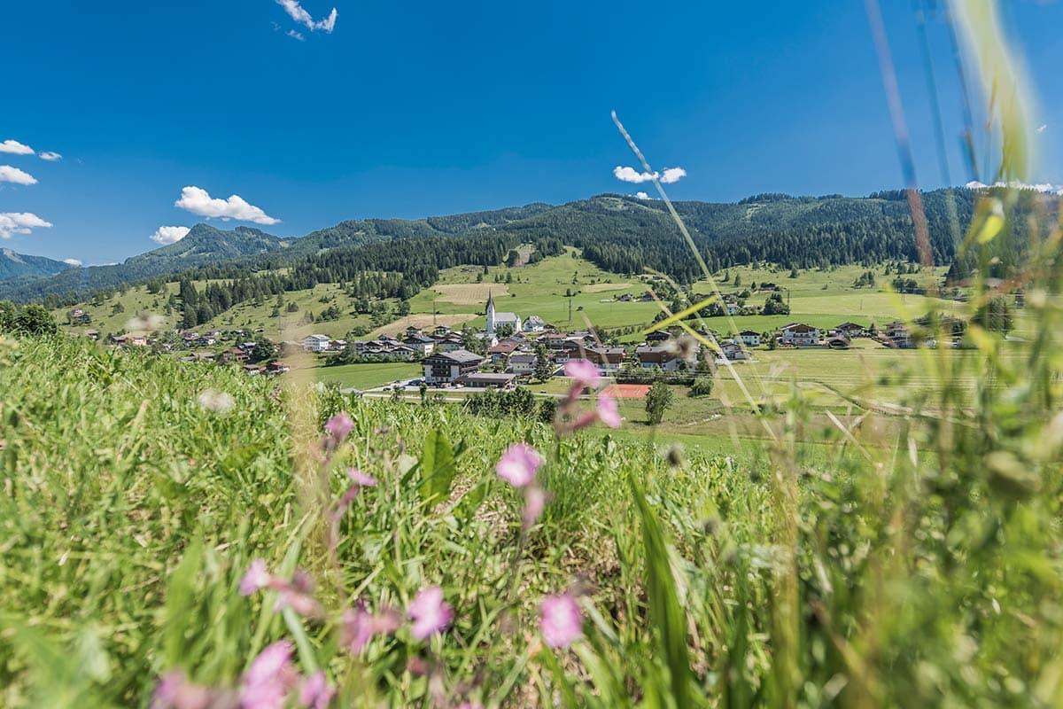 Urlaub in Embach