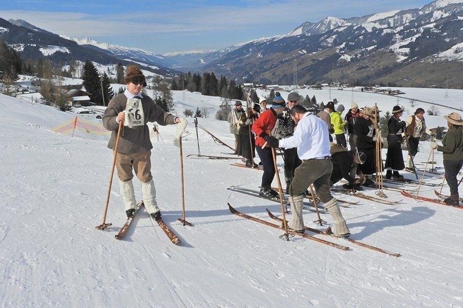 Nostalgie Skimeisterschaften